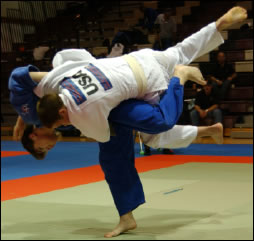 Judo Throws, Competition, Blind Judo for Kids
