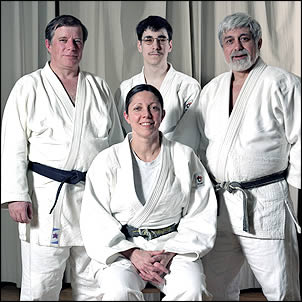 The Pottstown Judo Club Instructors